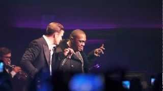 SexyBack - Justin Timberlake feat Timbaland - Hollywood Palladium, Los Angeles - February 10, 2013