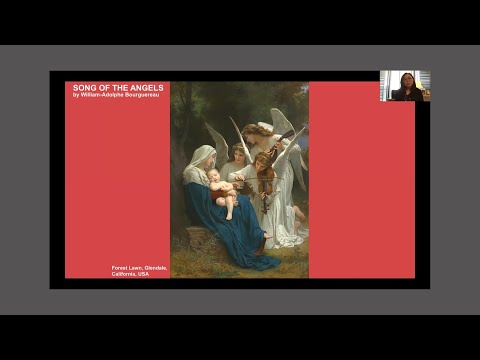 New book presents the Blessed Mother's story through famous artwork