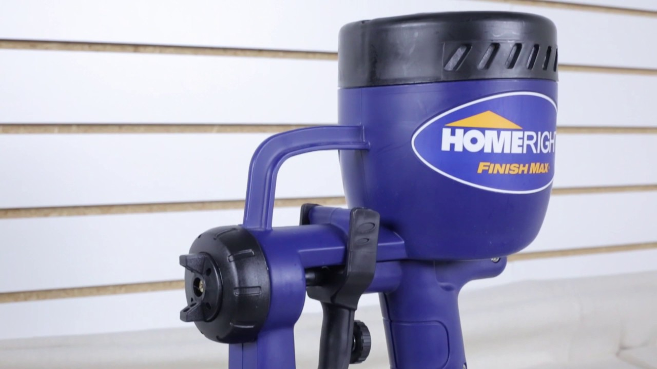 Homeright Finish Max Fine Finish Paint Sprayer