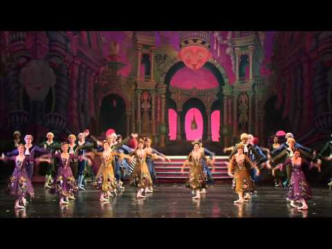 "P. Tchaikovsky - ""The Nutcracker"" Act 2 ""Waltz Of The Flowers"" 2007"