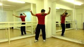 видео с обучением клубным танцам