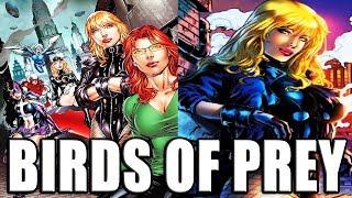 BIRDS OF PREY (DC COMICS) │ Comic History