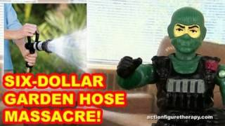 Angry Army Ranger Loses It At Home Depot - $6 Dollar Garden Hose Massacre