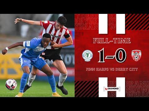 Finn Harps Derry City Goals And Highlights