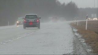 Olyckorna med mopedbilar ökar - Nyheterna (TV4)