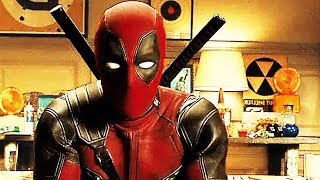 DEADPOOL 2 New Trailer Ryan Reynolds, Superhero Comedy Movie
