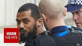 Terror arrest near Houses of Parliament - BBC News