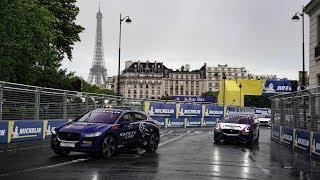 Jaguar I-PACE eTROPHY | Paris E-Prix Highlights