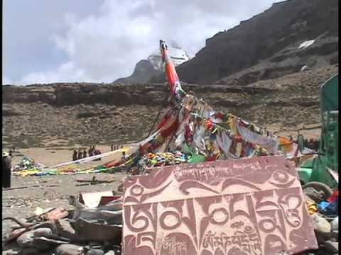 Journey Into Tibet with Robert Thurman - Fire Puja on Mt. Kailash