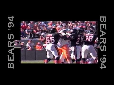 Chicago Bears 1994 in Music Video: Week 9
