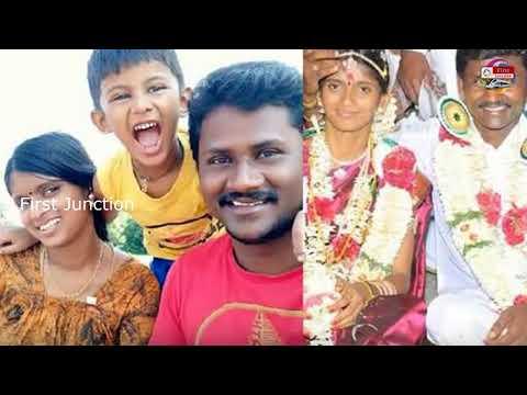 சற்று முன்  செந்தில் கணேஷ் ராஜலக்ஷ்மிக்கு கார் விபத்து ! senthil ganesh rajalakshmi car accident