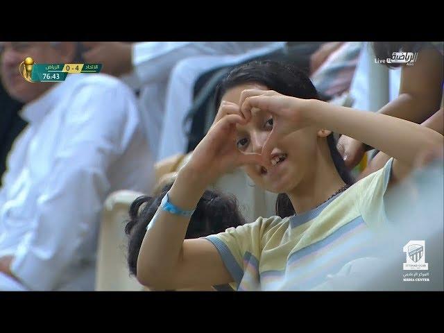 ملخص مباراة الاتحاد 4 × 0 الرياض | كاس الملك دور الـ64 HD تعليق سمير المعيرفي