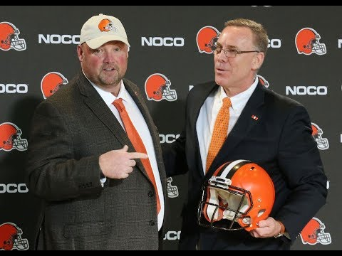 What is the plan for the Cleveland Browns in the upcoming NFL Draft? - MS&LL 3/15/19