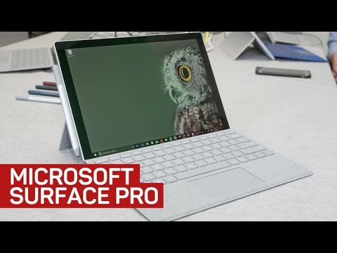 Thumbnail: Microsoft's slightly evolved Surface Pro