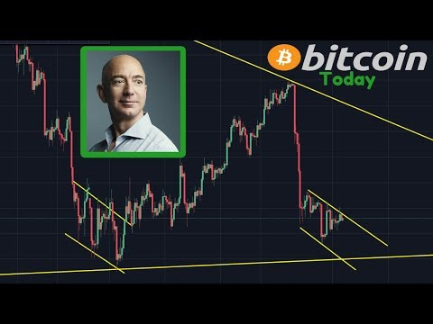 Where Is Bitcoin Heading? Ethereum Technical Analysis | Jeff Bezos, The Richest Man Alive