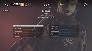 Best Team vs 2 of the finest of DC Universe / Rainbow Six Siege
