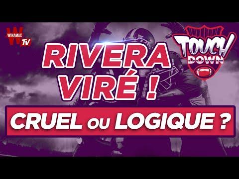🏈 Touchdown #13 - Ron Rivera viré : logique ou cruel ?