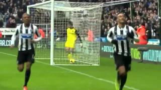 Newcastle United 2-0 Chelsea - 2-11-2013 (Twisted Highlights)