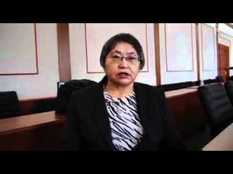 Inteview with Hashhuu Naranjargal, Chairperson of Globe International (Mongolia)