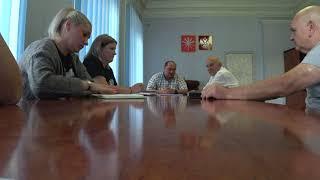 Не состоявшееся рабочее совещание у главы г Нижний Ломов