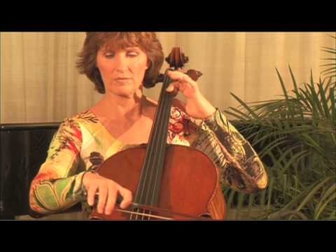 Maria Kliegel: Schott Master Class Cello - Trailer