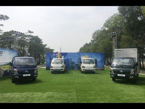 [XEHAY.VN] Hyundai Porter H100 - xe tải nhẹ giá 325 triệu ở VN