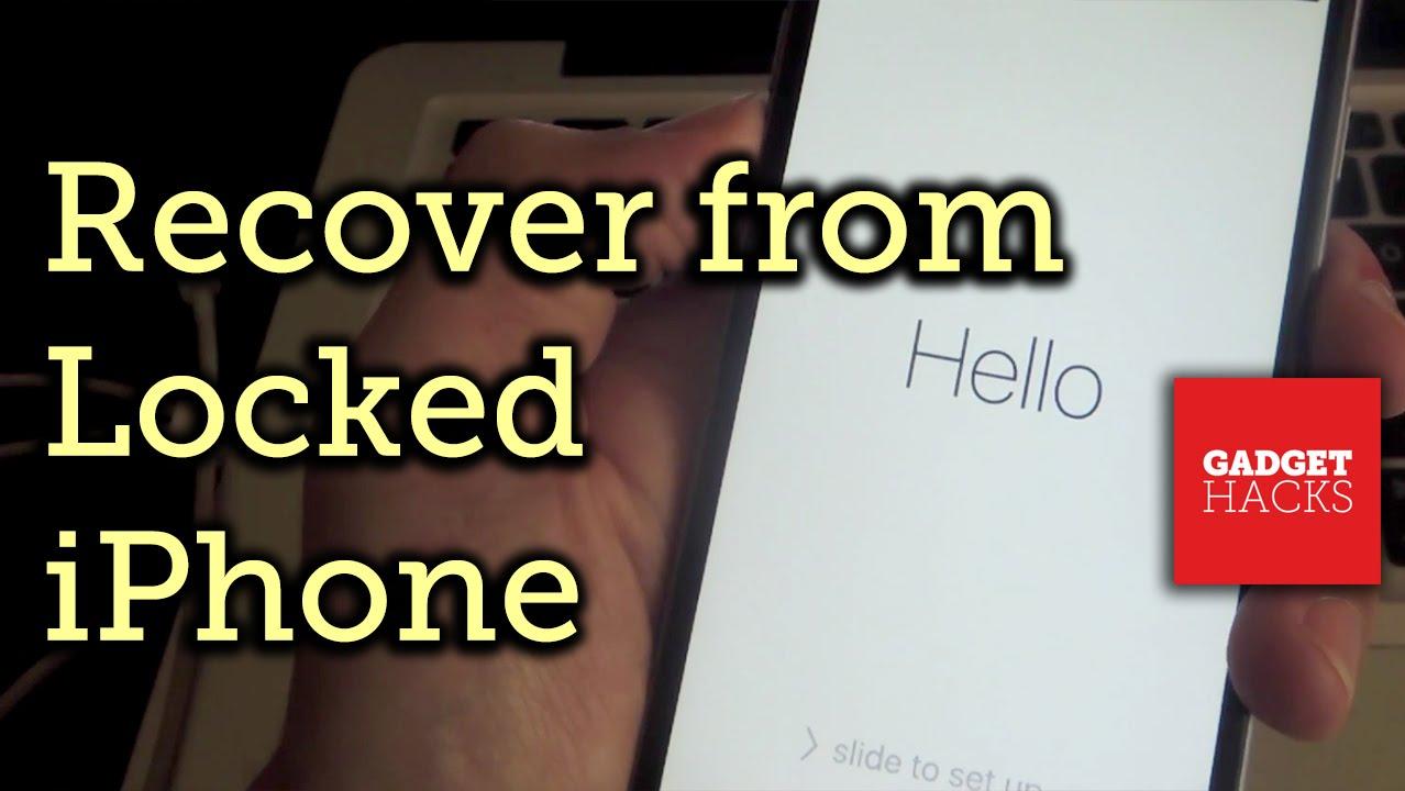 how to make a locked folder on an ipad
