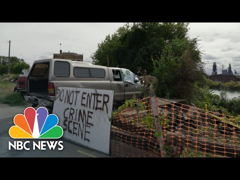 How Detroit Law Enforcement Combat Crime In A City Plagued With Violence | NBC News