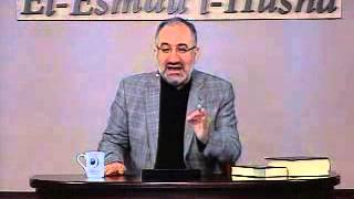 El Esmâu'l Hüsnâ Dersleri 72 (El Metin - El Hâdî) / Mustafa İslamoğlu
