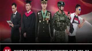 Profil Agus Harimurti Yudhoyono