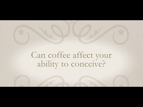 Should i give up coffee if trying to get pregnant