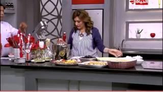 برنامج المطبخ – كب كيك الكريز – الشيف اية حسنى – Al-matbkh