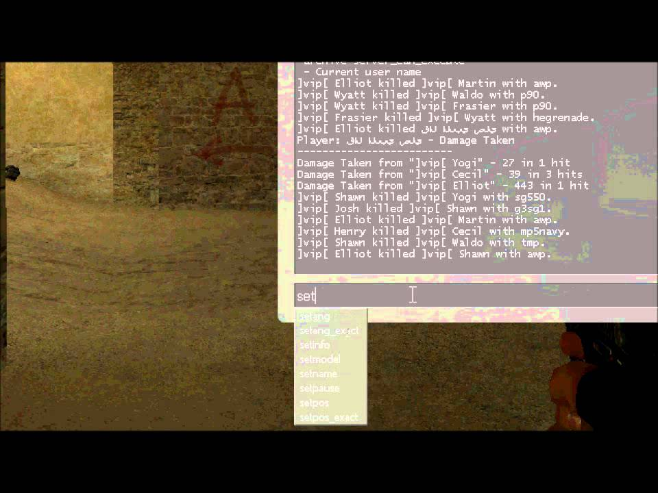 How to change your name in Counter-Strike:Source - YouTube