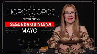 HORÓSCOPOS segunda quincena de MAYO.| Salud180