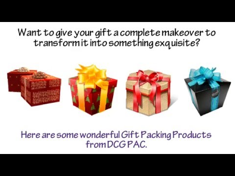Gift Packaging Ideas For Christmas And New Year