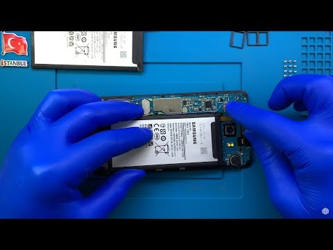 Samsung Galaxy C9 Pro Batarya Değişimi 🇹🇷 | SM-C9000 #samsunggalaxyc9pro