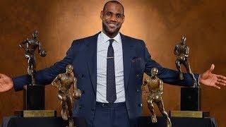 Lebron James KNOWS Who's Winning NBA MVP!