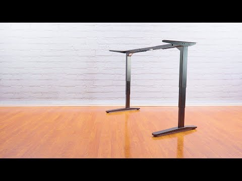 humanscale standing desk instructions