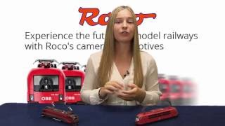 Model Train Video Camera Locomotives Roco