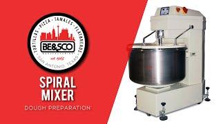 Spiral Mixer Instructional Video