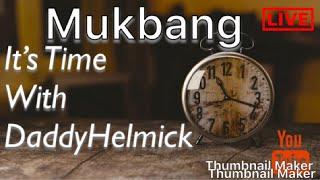 Take 1 of #DaddyHelmick #mukbang #PopeyesChallenge #Challenge #DHC❤️💯💪🏽 #Food #PopeyesChicken 🍗