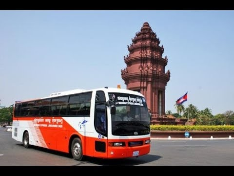 Hướng dẫn đặt phòng và xe đi Việt Nam-Campuchia tại Phnompenh: P18