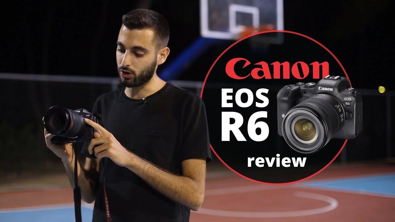 Δοκιμάσαμε την ολοκαίνουρια Canon EOS R6! - Photoreview