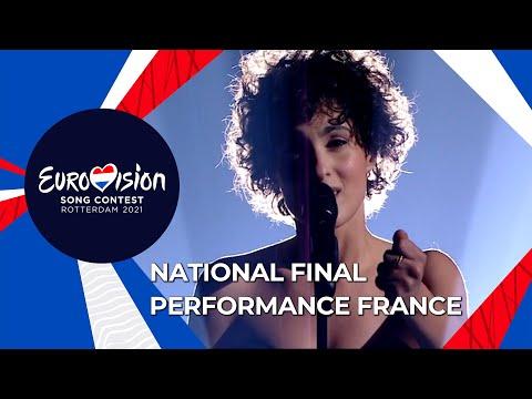 Barbara Pravi - Voilà - France ?? - Eurovision 2021