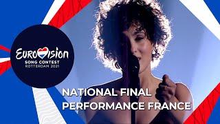 Barbara Pravi - Voilà - France 🇫🇷 - Eurovision 2021