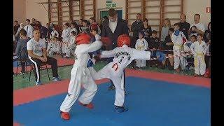 Открытый турнир Бахчисарайского района по тхэквондо