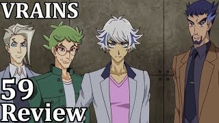 Yu-Gi-Oh! VRAINS: Episode 59 Review [Hanoi's revival] Spoiler Its Another Recap...