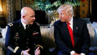 Trump picks H.R. McMaster for national security adviser
