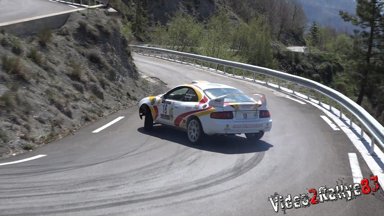 Rallye l'escarène 2018