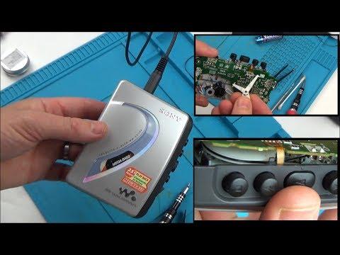 Trying To FIX: Sony Walkman WM-EX194